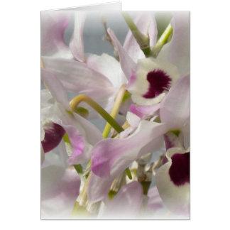 Congratulations Wedding Beautiful Orchids Card