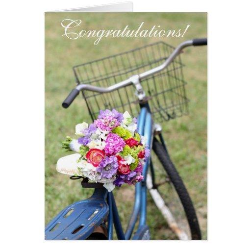 Congratulations! Wedding card