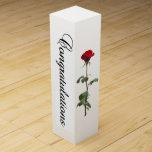 """Congratulations Wine Gift Box<br><div class=""""desc"""">Congratulations wine gift box</div>"""