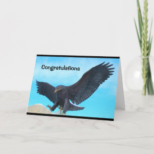 picture relating to Eagle Scout Congratulations Card Printable titled Congratulations - Youre An Eagle Scout! Card