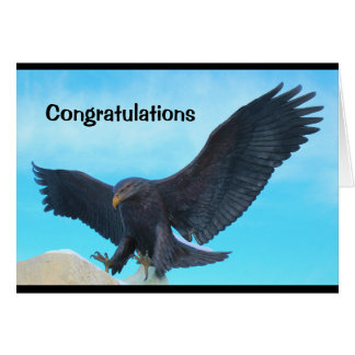 Congratulations - You're An Eagle Scout! Card