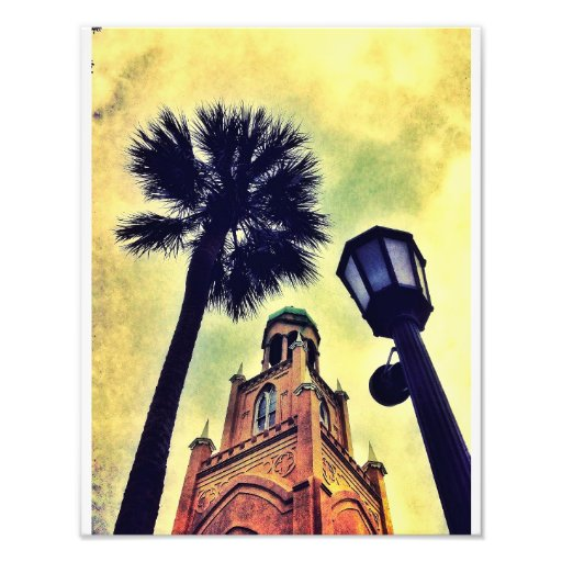 Congregation Mickve Israel, Savannah Photo Print