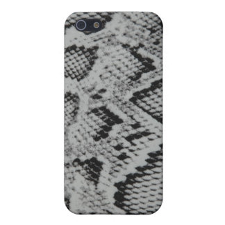 Congregation snake skin marries for iphone iPhone SE/5/5s cover