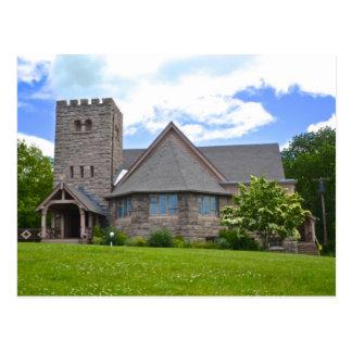 Congregational Church Postcard