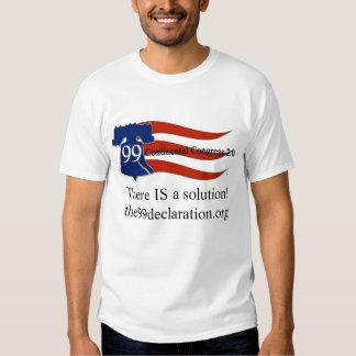 Congreso continental 2,0 camisas