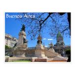 congreso de Buenos Aires Tarjetas Postales
