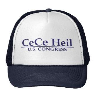 Congreso de CeCe Heil los E.E.U.U. Gorra