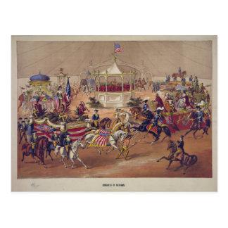 Congreso de las naciones (1875) postales