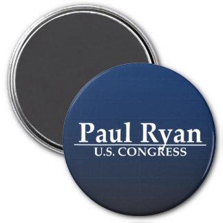 Congreso de Paul Ryan los E.E.U.U. Imán Redondo 7 Cm