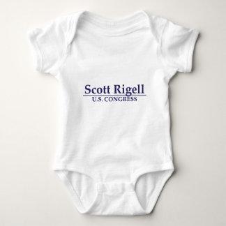 Congreso de Scott Rigell los E.E.U.U. Body Para Bebé