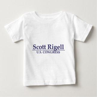 Congreso de Scott Rigell los E.E.U.U. Playera De Bebé