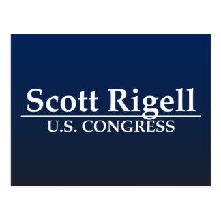 Congreso de Scott Rigell los E.E.U.U. Tarjeta Postal