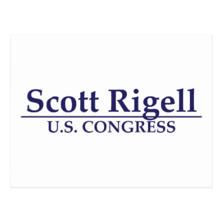 Congreso de Scott Rigell los E.E.U.U. Tarjetas Postales