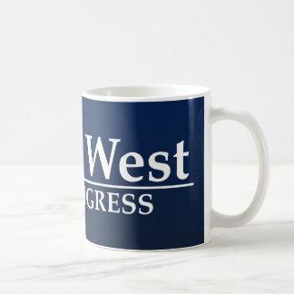 Congreso del oeste de Allen los E.E.U.U. Tazas De Café