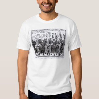 Congreso poético y musical camisas