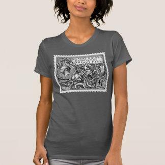 Congreso postal 1929 de la unión sello de 1 libra camisas
