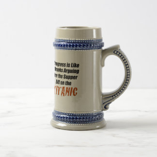 Congress Arguing Over Bill mug cup 2023