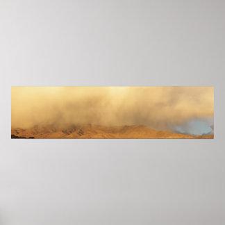 Congress, Arizona Storm Print