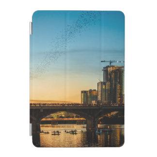Congress Avenue Bridge Bat Watching iPad Mini Cover