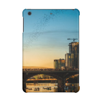 Congress Avenue Bridge Bat Watching iPad Mini Covers