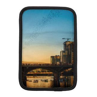 Congress Avenue Bridge Bat Watching iPad Mini Sleeve