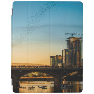 Congress Avenue Bridge Bat Watching iPad Smart Cover