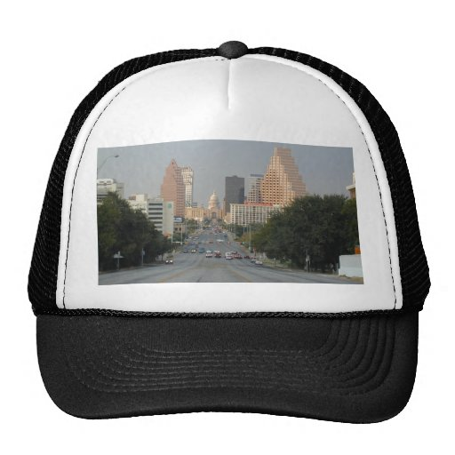 Congress Avenue Trucker Hat