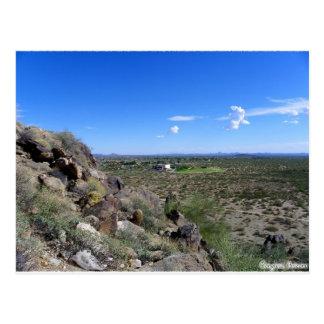 Congress, AZ Postcard
