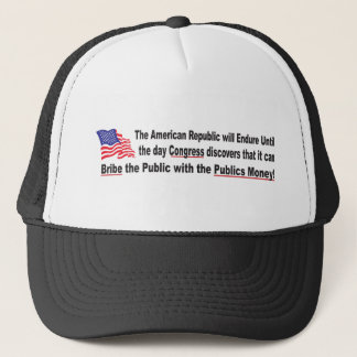 Congress-Bribe Trucker Hat