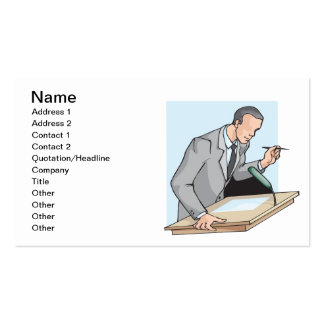 Congress Double-Sided Standard Business Cards (Pack Of 100)