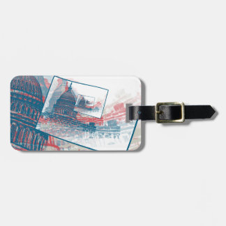 Congress Capitol Building Luggage Tag