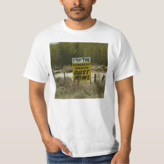 Congress Created Dust Bowl T-Shirt