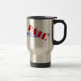 Congress Fail Travel Mug