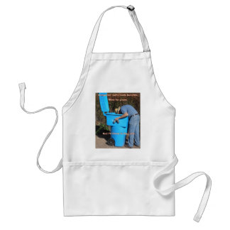 Congress give us your benefits adult apron