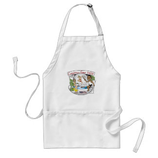 congress gone wild adult apron