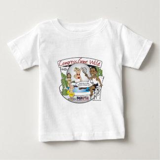 congress gone wild baby T-Shirt