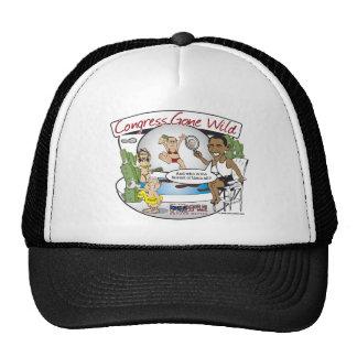 congress gone wild trucker hat