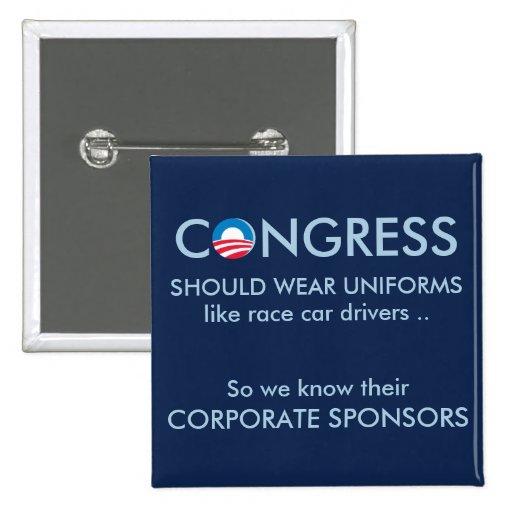 Congress Needs Uniforms Button