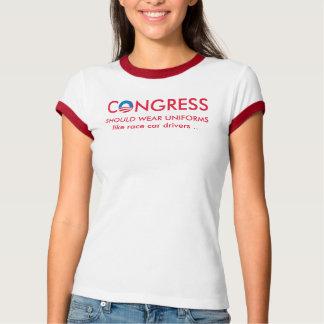Congress Needs Uniforms T-Shirt