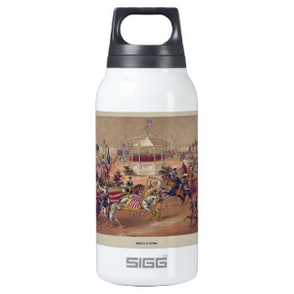 Congress of Nations (1875) Insulated Water Bottle