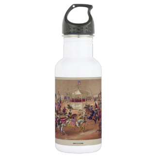 Congress of Nations (1875) Water Bottle