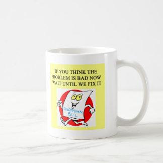 congress politics government sucks coffee mug