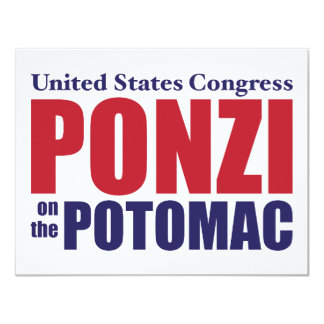 Congress: Ponzi on the Potomac Card