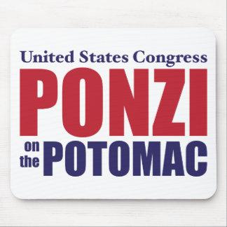 Congress: Ponzi on the Potomac Mousepads