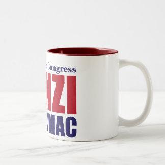 Congress: Ponzi on the Potomac Mugs