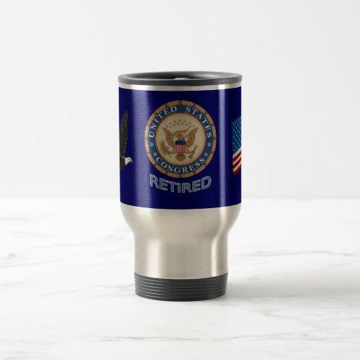 Congress Retired Mug
