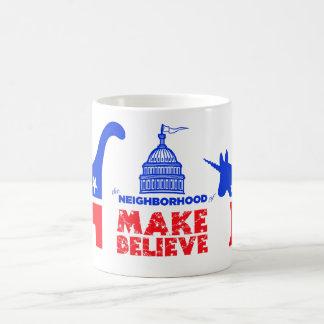 Congress: The Neighborhood of Make Believe Classic White Coffee Mug