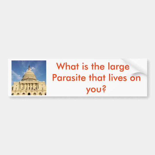 Congress, What is the largest Pa... - Customized Bumper Sticker