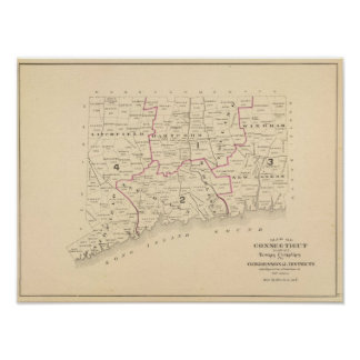 Congressional districts print