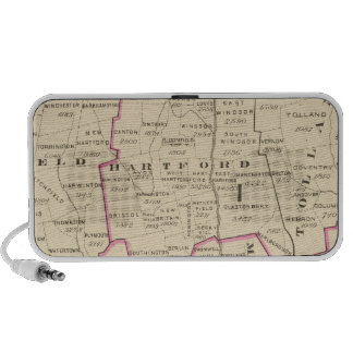 Congressional districts portable speakers